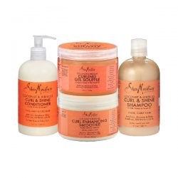 linea sheamoisture coconut & hibiscus