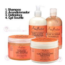 sheamoisture coconut