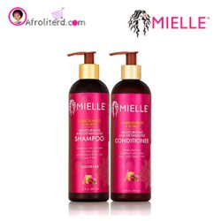 Combo Pomegranate & Honey Shampoo + Conditioner