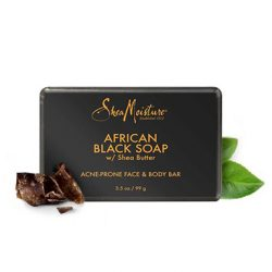sheamoisture african black soap
